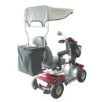 Rear Bag/ holder on mobility scooter